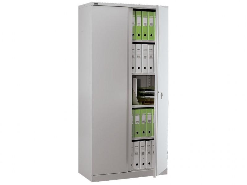 Шкаф архивный NOBILIS NM-1991 915x458х1990 мм (ДхГхВ)