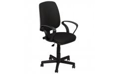 Кресло офисное ПК-9 ткань (Черный)