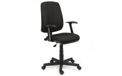 Кресло офисное ПК-5 ткань (Черный)