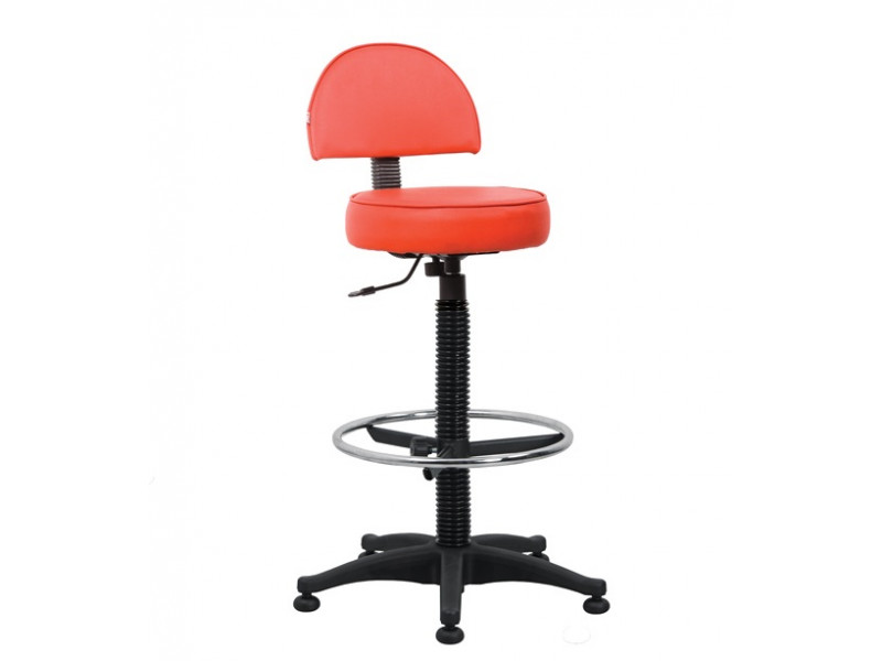 Кресло медицинское лабораторное Соло хай ринг бэйс