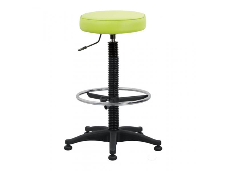 Кресло медицинское промышленное лабораторное Соло ринг бэйс кожзам
