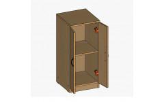Шкаф для документов низкий 360х380х820 мм (ДхГхВ)
