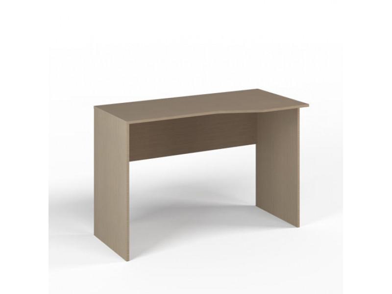 Стол правый 1202х600/500x750 мм (ДхГхВ) (Ясень Шимо)