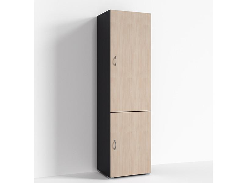 Шкаф две двери 500х400x1820 мм (ДхГхВ)