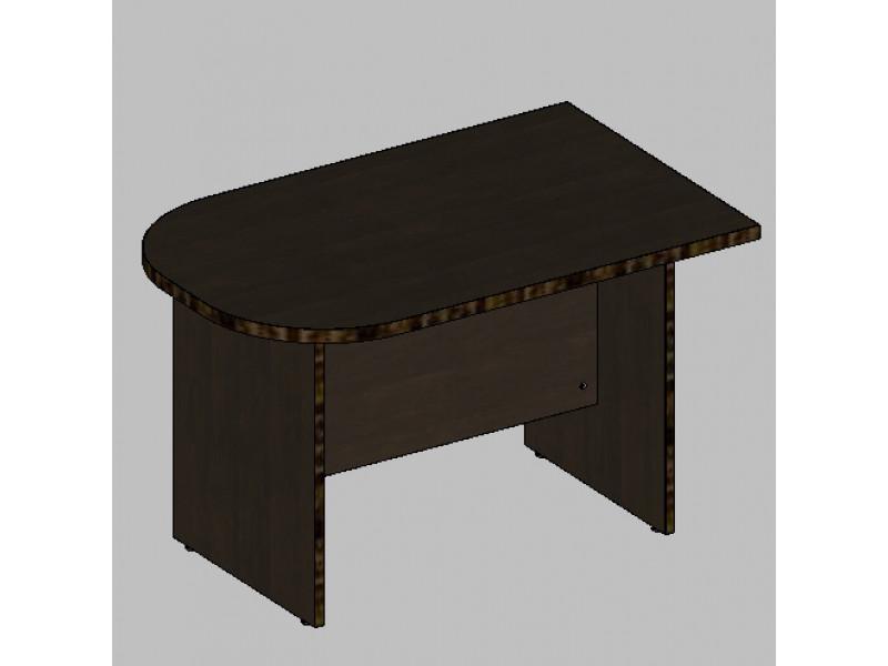 Приставка для стола руководителя 1200х750х710 мм (ДхГхВ)