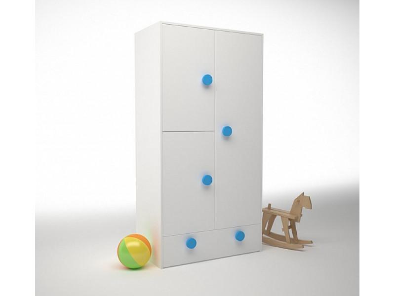 Шкаф створчатый 932х504х1816 мм (ДхГхВ)