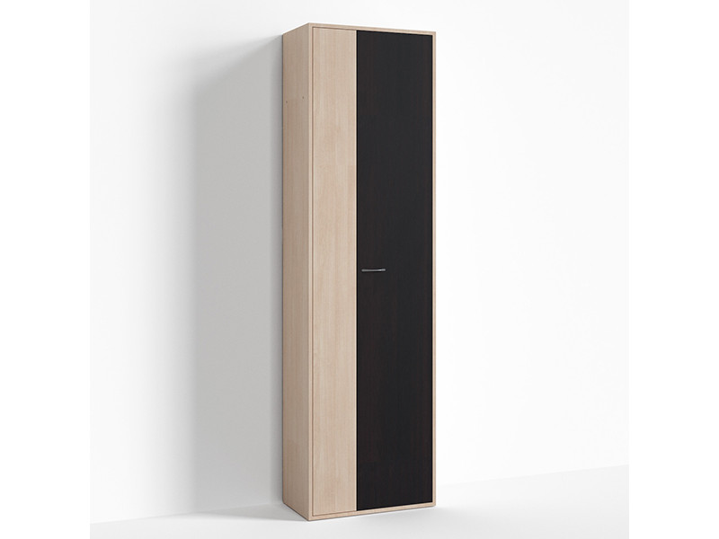 Шкаф узкий 600х330x2100 мм (ДхГхВ)