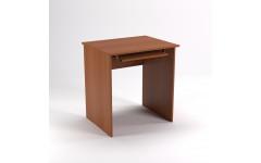 Стол компьютерный с полкой для клавиатуры (Столешница 22 мм) 800х530х750 мм (ДхГхВ)