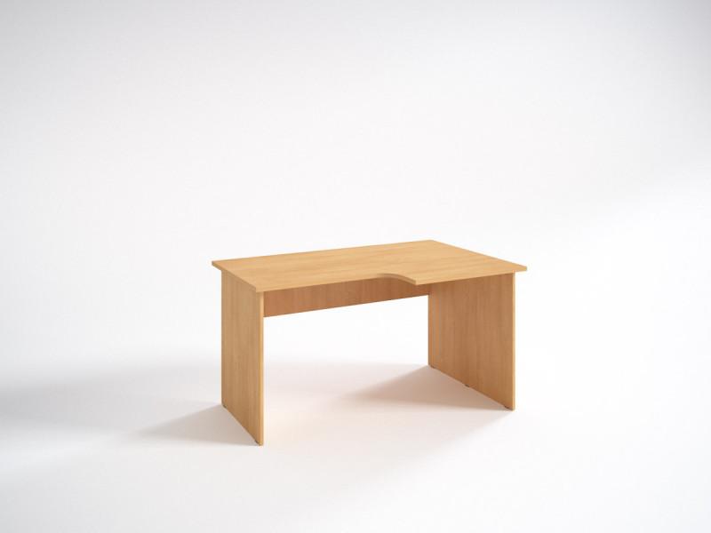 Стол эргономичный СЭП 14.12.7 (Столешница 22 мм) 1400х1150/680х750 мм (ДхГхВ)
