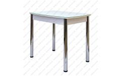 Стол стеклянный Стиль-2 с пленкой 900х600х750 (ДхГхВ)