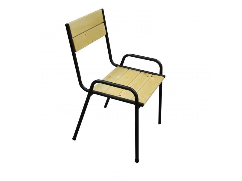"Обеденный стул ""Летнее утро"""
