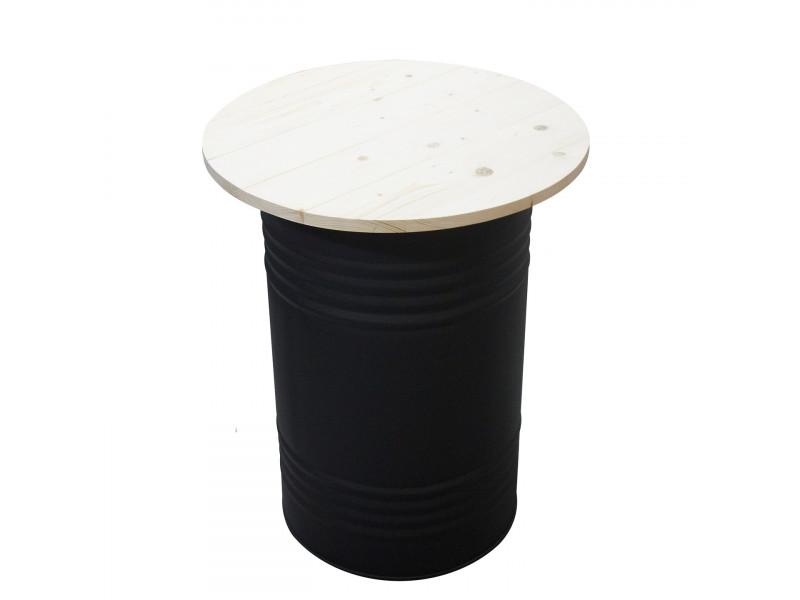 Стол Бочка со столешницей (100 литров)