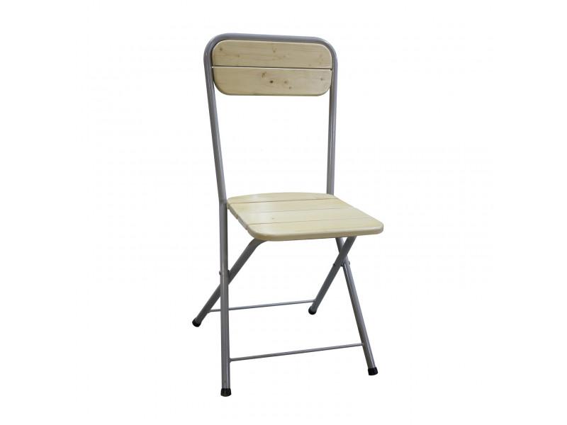 """Обеденный стул """"Летний день"""" складной (460х450х810 мм)"""