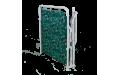Раскладушка детская Дрёма М3 (нагрузка до 60кг) 1500х600х260 мм (ДхГхВ)