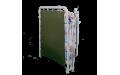 Раскладушка с матрасом усиленная Соня 3 (нагрузка до 100кг) 1900х700х330 мм (ДхГхВ)