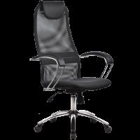 Кресло Галакси лайт (BK-8Ch) Хром