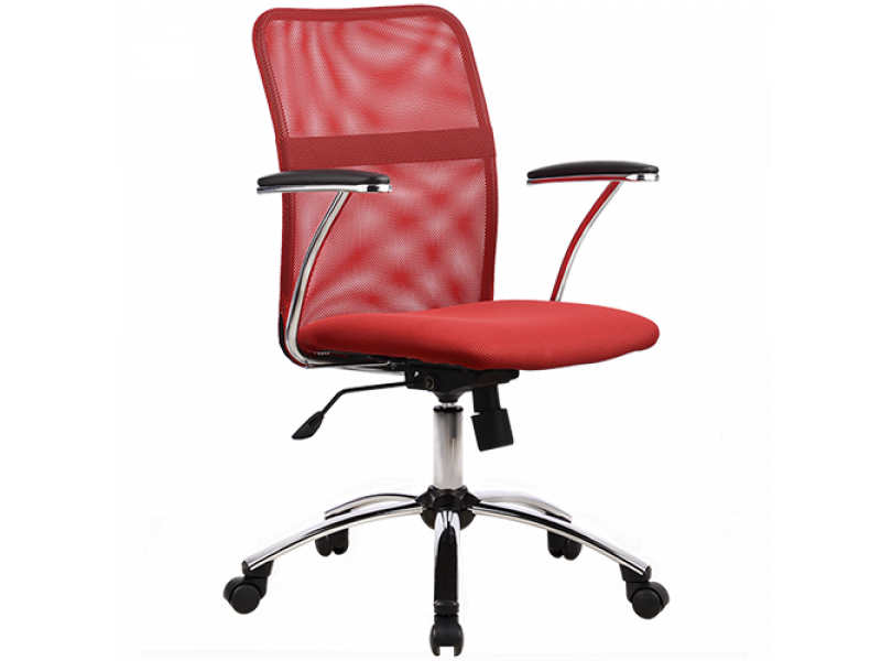 Кресло Форум хром (FK-8Ch) ткань-сетка