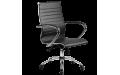 Кресло SkyLine KN-2 натуральная кожа  без подголовника