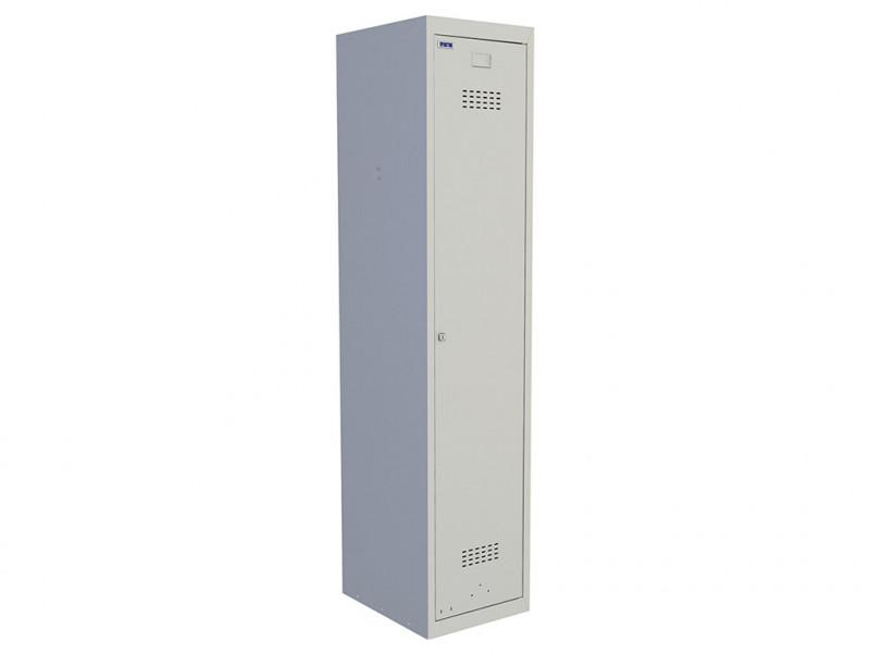 Металлический шкаф для раздевалок Практик ML 11-40 (Базовый модуль) 1830x400x500 мм (ВхШхГ)