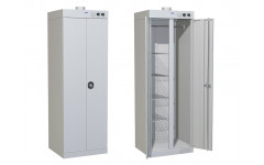 Сушильный шкаф для одежды и обуви ШС ЦИКЛОН 1965 650x600х1950 мм (ДхГхВ)