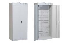 Сушильный шкаф для одежды и обуви ШС ВЕТЕРОК 1940  850x500х1950 мм (ДхГхВ)