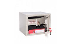 Бухгалтерский шкаф КБС-02т механический замок 420x350х310 мм (ДхГхВ)