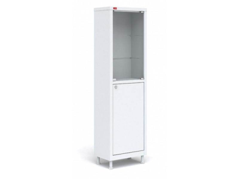 Шкаф медицинский M1 165.50.32 С 1655х500х320 мм (ДхГхВ)