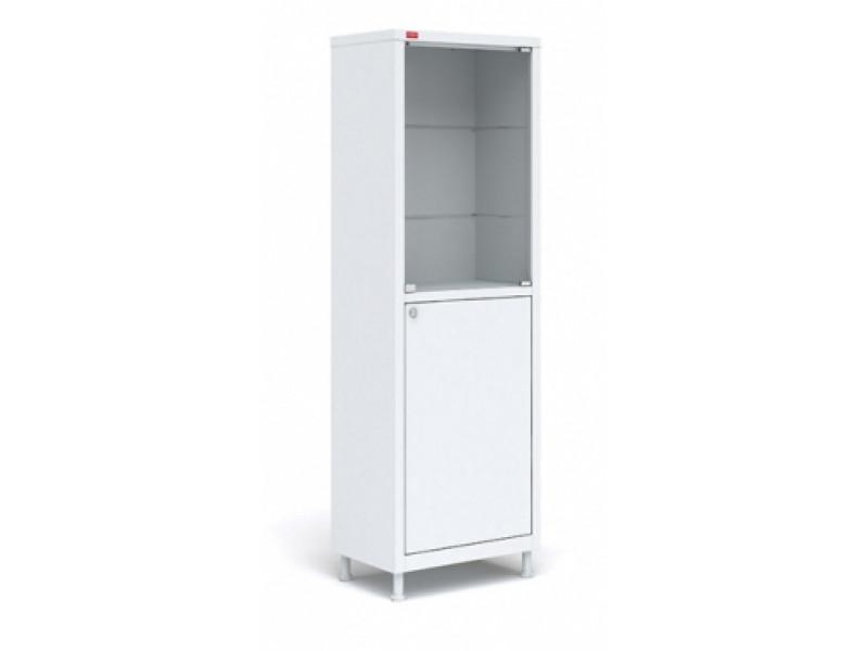 Шкаф медицинский M1 175.60.40 С 1750х600х400 мм (ДхГхВ)