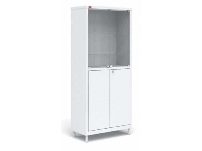 Шкаф медицинский M2 175.80.40 С 1750х800х320 мм (ДхГхВ)