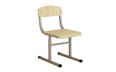 Школьный стул регулируемый (Ростовая группа 2-4)