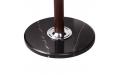 Вешалка-стойка 1800 мм на диске (6 крючков)