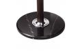 Вешалка-стойка 1800 мм на диске (5 крючков + 4 дополнительных крючка)