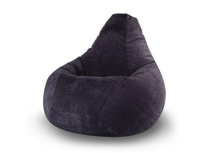 Кресло-груша макси микровелюр