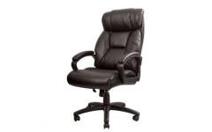 Кресло Дакота / Dakota экокожа (Черный)