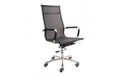 Кресло Норд / Nord ткань-сетка (Черный)