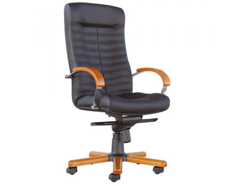Кресло Орион вуд хром / Orion wood chrome