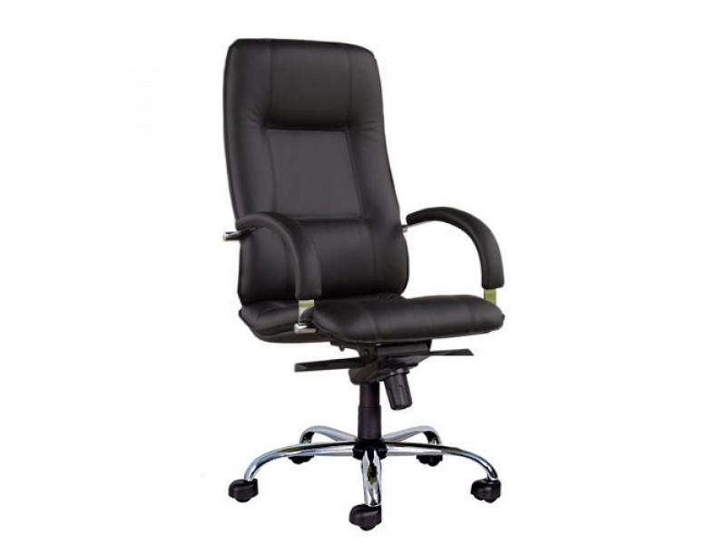 Кресло Стар стил хром / Star steel chrome