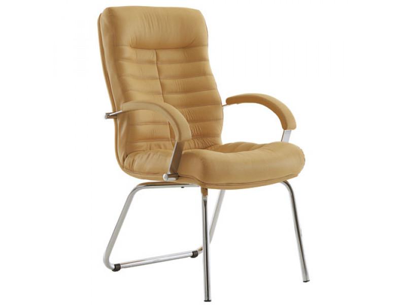 Кресло Орион на полозьях CFA хром / Orion СFA Chrome