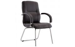 Кресло Стар на полозьях CFA хром / Star СFA Chrome