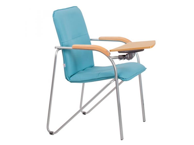 Стул с деревянным столиком Самба хром ТЕ / Samba chrome TE
