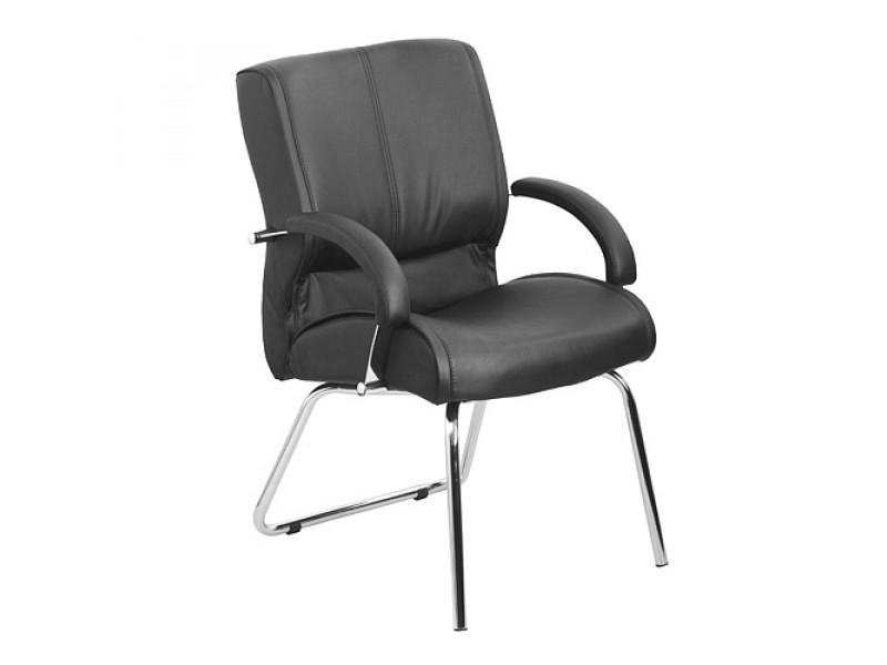 Кресло Верона на полозьях CFA хром / Verona CFA Chrome
