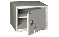 Бухгалтерский шкаф КБС-02 механический замок 420x350х320 мм (ДхГхВ)