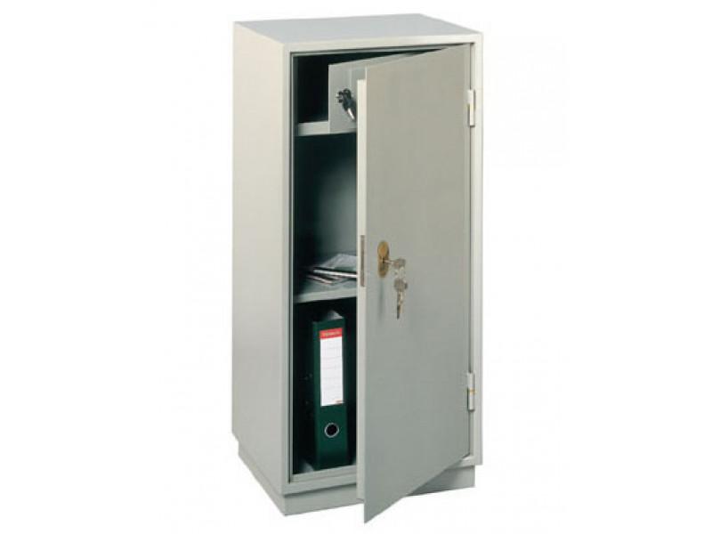 Бухгалтерский шкаф КБС-041т механический замок 420x360х960 мм (ДхГхВ)