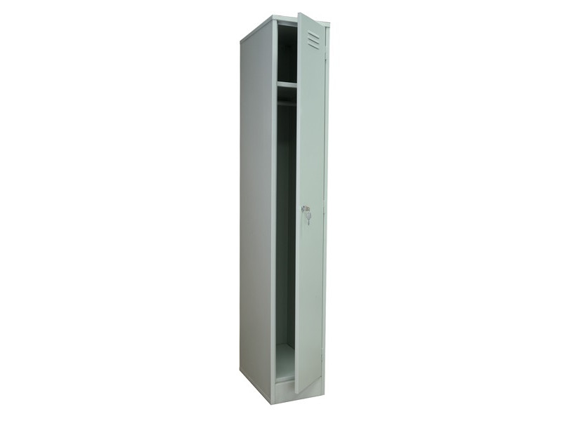 Металлический шкаф для одежды ШРМ-11 300х500х1860 мм (ДхГхВ)