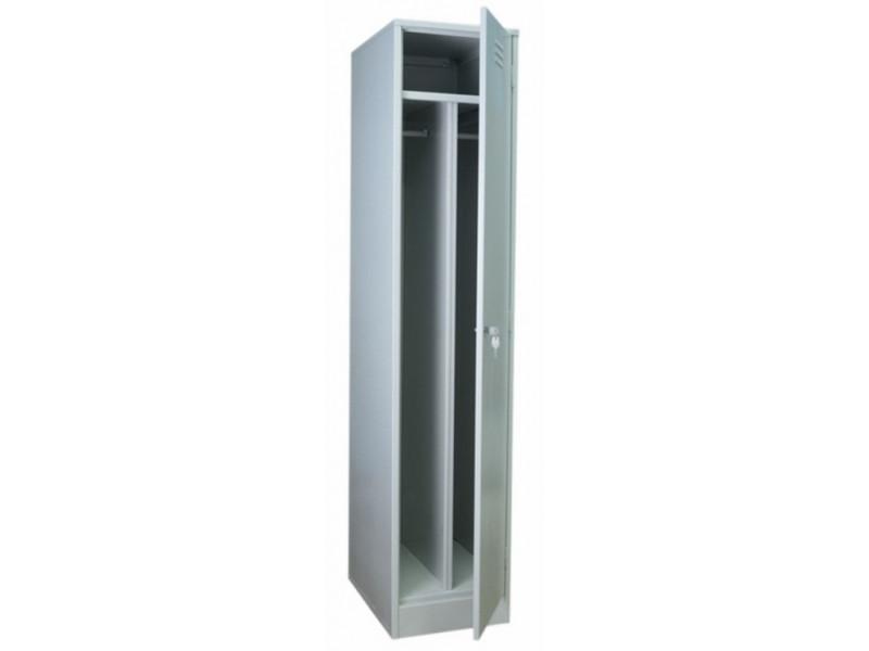 Металлический шкаф для одежды ШРМ-21 400х500х1860 мм (ДхГхВ)