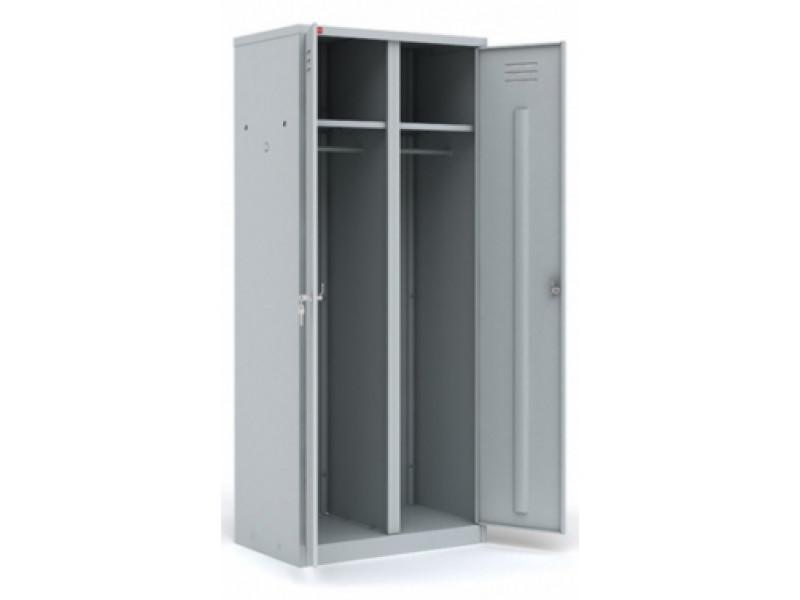 Металлический шкаф для одежды ШРМ-АК/800 800х500х1860 мм (ДхГхВ)