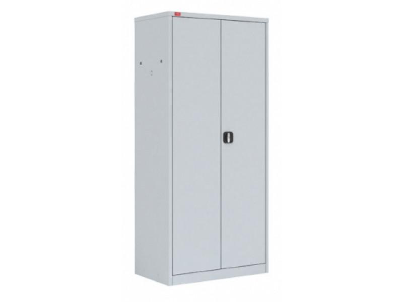 Металлический шкаф для одежды ШАМ-11.Р 850х500х1860 мм (ДхГхВ)