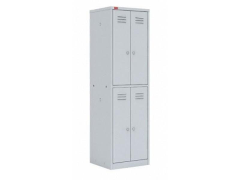 Шкаф архивный ШАМ-24.О 600x500х1860 мм (ДхГхВ)