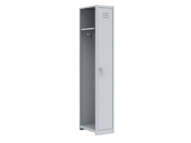 Шкаф для одежды ШРМ-М (модульный, без 1 стенки) для шкафа ШРМ - 22М 300х500х1860 мм (ДхГхВ)