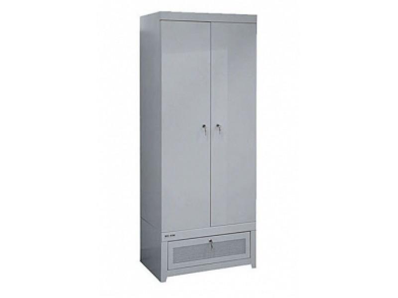 Сушильный шкаф для одежды и обуви ШСО-22М 800x500х2200 мм (ДхГхВ)